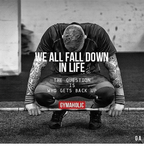 We All Fall Down Quote